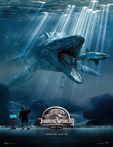 CineEstrenos: Jurassic World  Mundo Jurásico  Pelicula ...