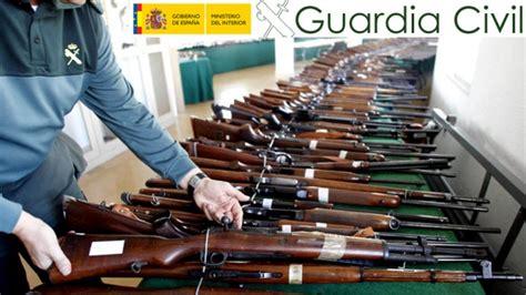 Cinegética contará con una subasta de armas de la Guardia ...