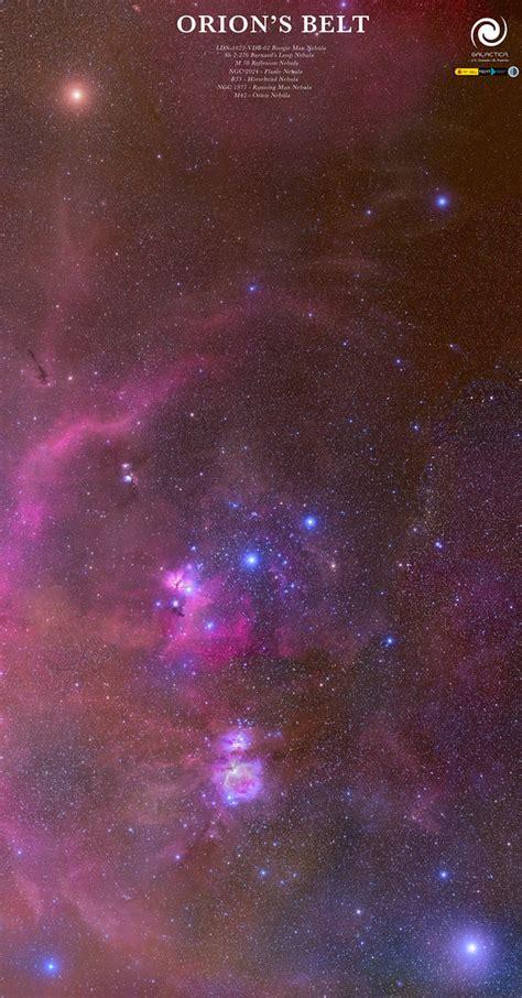 Cinturón de Orión   M42 Orion nebula. La nebulosa de Orión ...