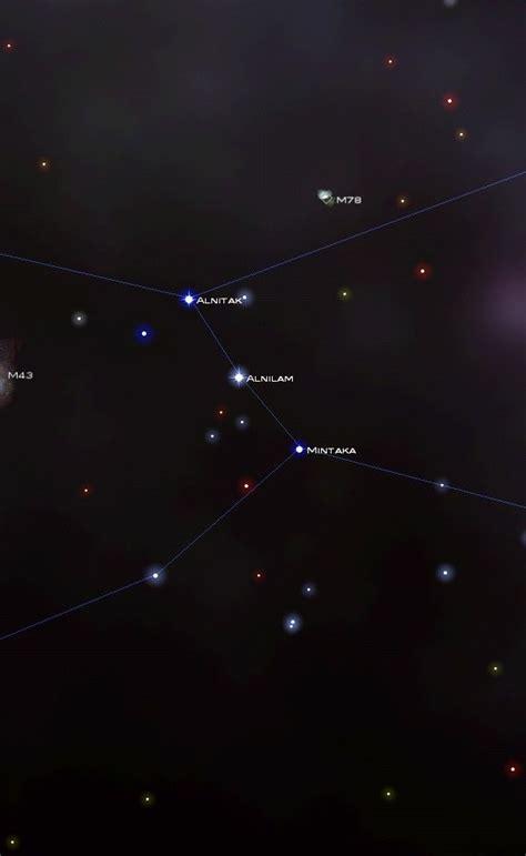 Cinturon de Orion   universo   Pinterest