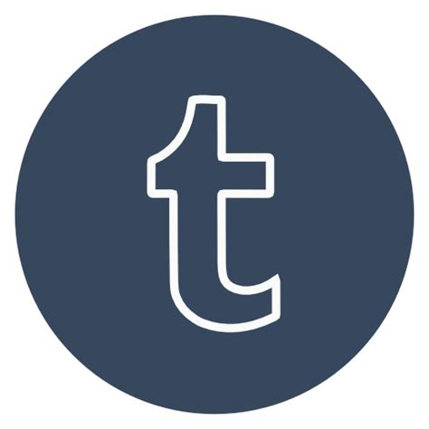 Circle, t, twitter, social network Icon Free of Social ...