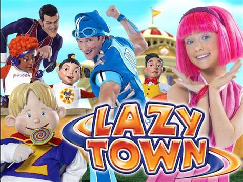 Circo de Lazy Town arranca temporada el 19 de julio