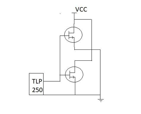 circuit analysis   Is it possible to driver two parallel ...