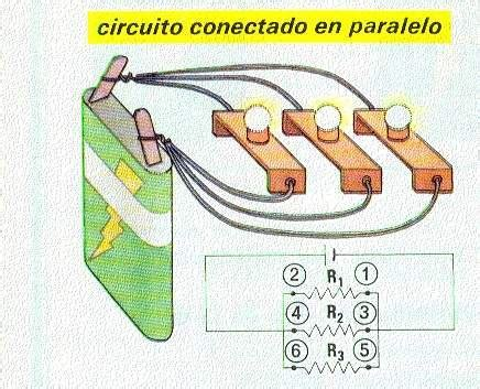 Circuito en paralelo   EcuRed