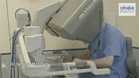 Cirugía Robótica da Vinci para cáncer de vejiga   YouTube