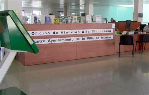 Cita previa Ayuntamiento de Ingenio. Empadronamiento y ...