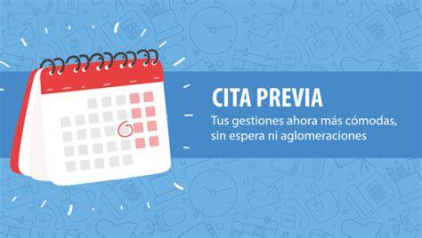 Cita Previa – Excmo. Ayuntamiento de Los Realejos