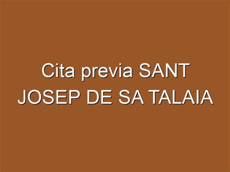 Cita previa SANT FELIU DE LLOBREGAT – SEPE  Inem