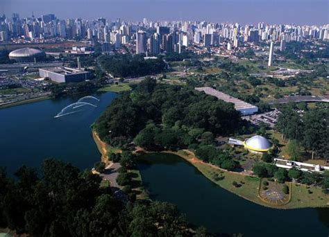 Cities in Brazil   Sao Paulo: City introduction