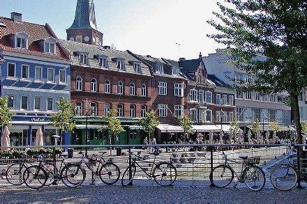 Ciudad Arhus Dinamarca