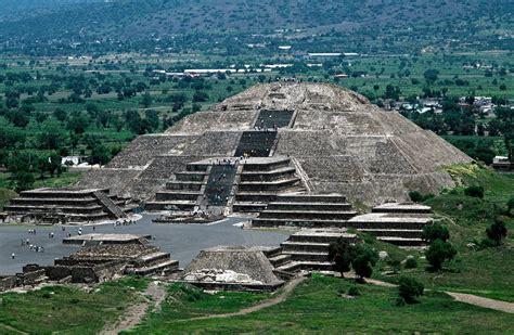 Ciudad Prehispánica de Teotihuacán : Patrimonio de la ...