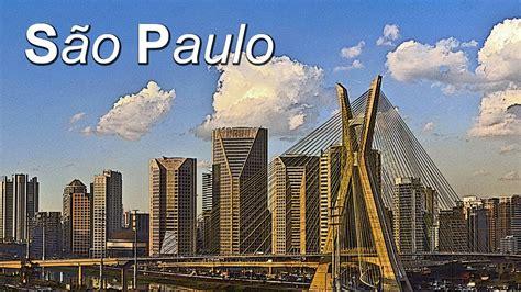 Ciudades de Brasil   San Pablo   São Paulo   YouTube