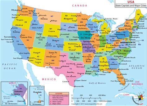 Ciudades de Estados Unidos   282 más importantes y grandes ...