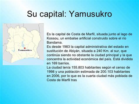 Ciudades del mundo actual:Costa de marfil