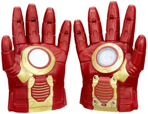 Civil War Iron Man Guantes Repulsores Luces Y Sonido En ...