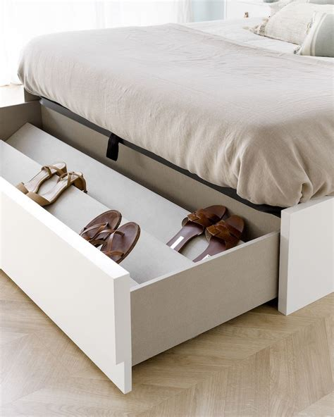 Claim estrutura de cama abatível com somier   Kenay Home