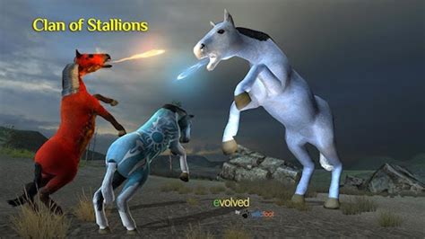 Clan of Stallions   By Wild Foot Games  Role Playing ...