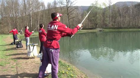 CLAN Pesca   Tecnica Pesca Trota Lago   Tremarella con ...