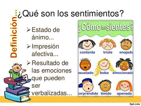 Clase castellano 3° 09 08 17_expresión de sentimientos