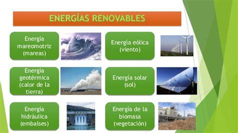 clases de energias