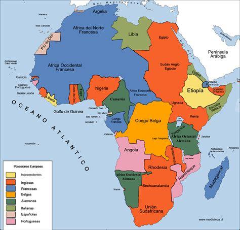 Clasesadultoslasagra: África colonial