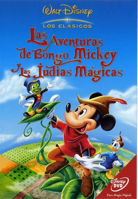 Clásicos Disney: Las aventuras de Bongo, Mickey y las ...