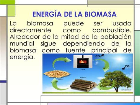 Clasificacion de la energia