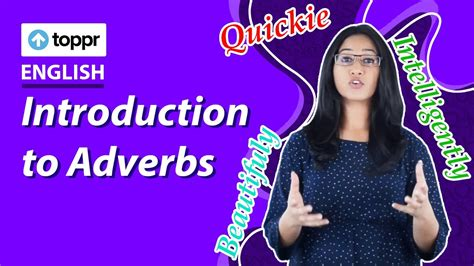 Class 10 English: Adverbs | Introduction to Adverbs   YouTube