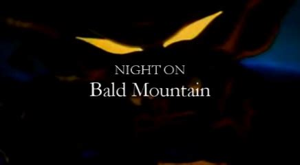 Class Acts: Mussorgsky: Night on Bald Mountain