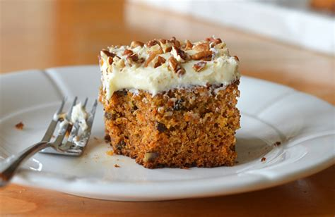 Classic Carrot Cake with Cream Cheese Frosting   Once Upon ...