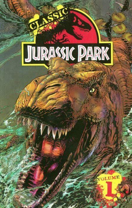 Classic Jurassic Park TPB 1  IDW Publishing ...