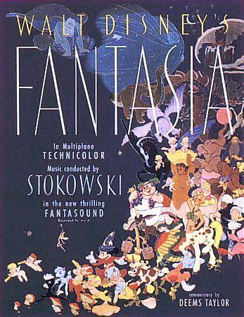 Classic No. 3 Fantasia  1940    The Disney Odyssey