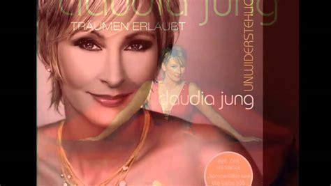 Claudia Jung Je t aime mon amour en français]   YouTube