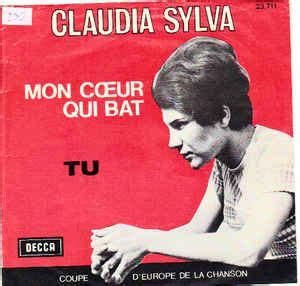 Claudia Sylva   Mon Coeur Qui Bat / Tu | Releases | Discogs