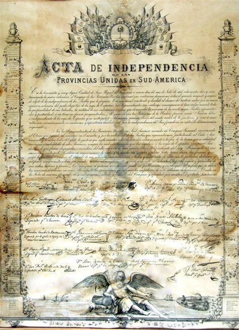 Claudio Tomassini: Independencia de Argentina 9 de julio ...