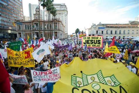 Clausuran en Porto Alegre el Foro Social Mundial ...