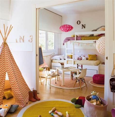 Claves para decorar la habitación de los niños: de bebé a ...