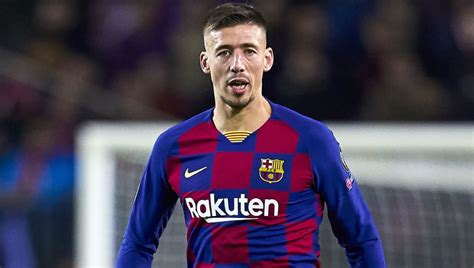 Clément Lenglet Ruled Out of Barcelona Squad to Face ...