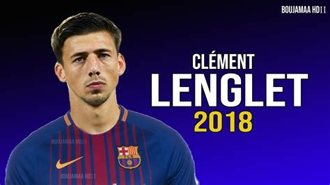 CLEMENT LENGLET   Welcome to Barcelona   Sublime Skills ...