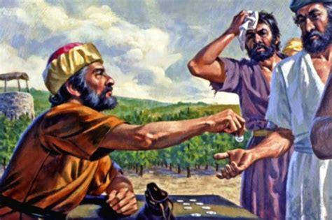 Clic en la imagen y sigue la reflexión del Evangelio de ...
