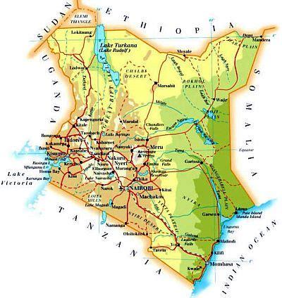 Clima Kenia: temperatura, precipitaciones, cuándo ir, qué ...