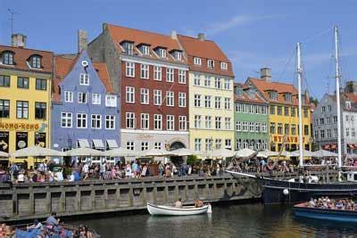Clima y temperaturas Copenhague   ¿Cuándo viajar? Tiempo ...