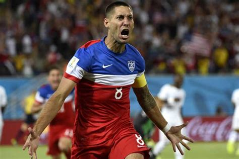 Clint Dempsey – USMNT | Players | US Soccer Players