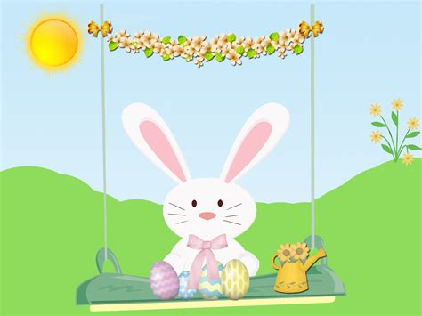 Clipart   Easter Rabbit