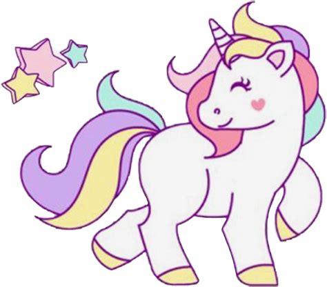 Clipart unicorn kawaii, Clipart unicorn kawaii Transparent ...