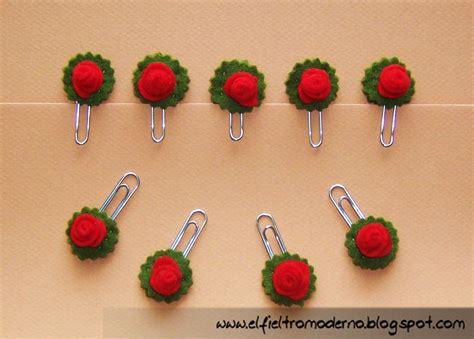 Clips con rosas de Sant Jordi: idea original y barata para ...