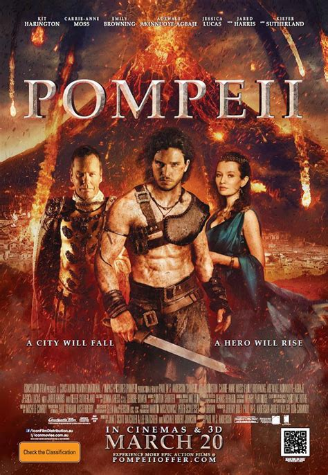 CLOSED: Pompeii Giveaway | Film Blerg