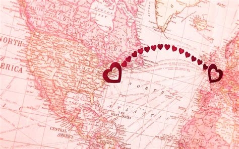 Closing a Long Distance Relationship
