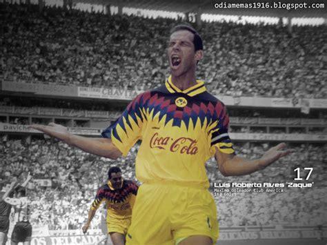 CLUB AMÉRICA :::: Luis Roberto Alves  Zague  17   Club ...