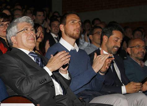 Club Atlético de Madrid   Premiados en San Sebastián de ...